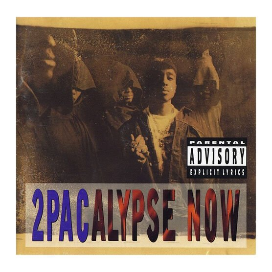 2 Pac - 2Pacalypse Now - Vinyl