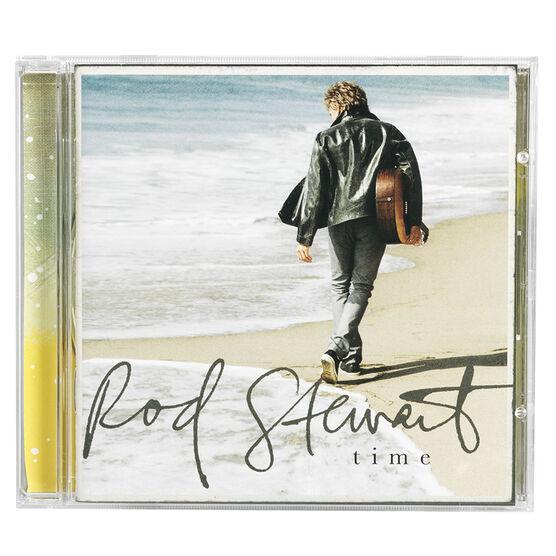 Rod Stewart - Time - CD