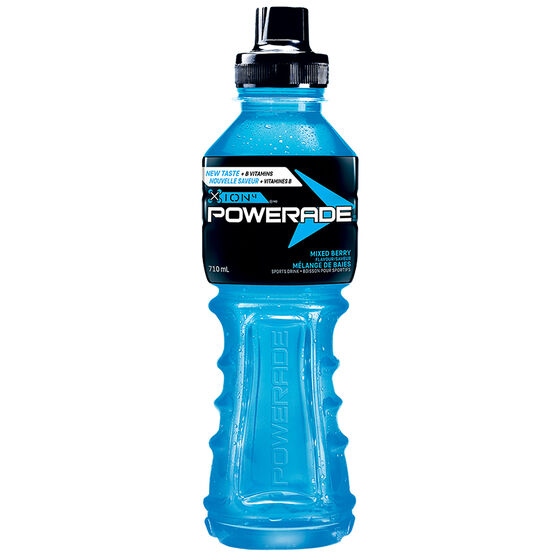 Powerade ION4 - Mixed Berry - 710ml