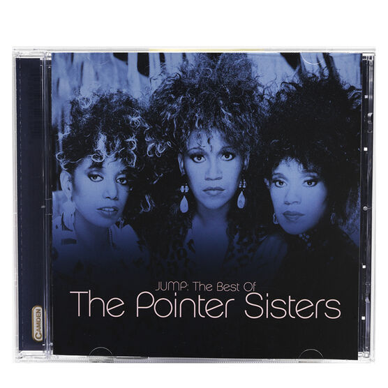 Jump: The Best of the Pointer Sisters - CD