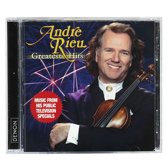 Andre Rieu - Greatest Hits - CD