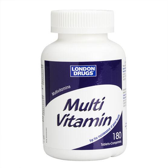 London Drugs MultiVitamin - 180's