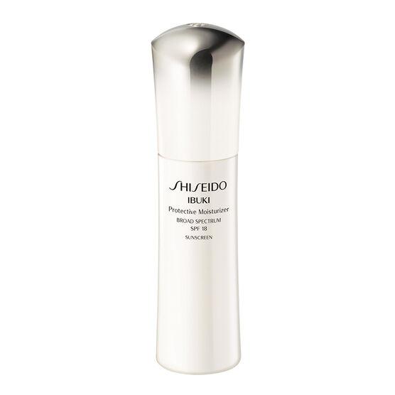 Shiseido Ibuki Protective Moisturizer - SPF 18 - 75ml