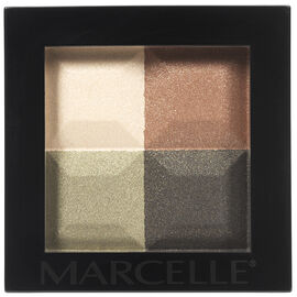 Marcelle Eyeshadow Quad - Jungle Fever