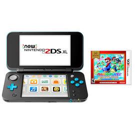 Nintendo New 2DSXL Gaming Console Bundle - Mario Party Island