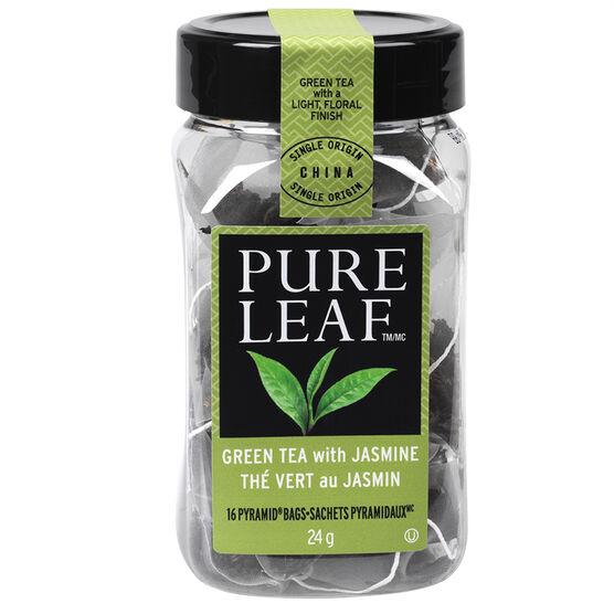 Pure Leaf Tea - Green Tea with Jasmine - 16's