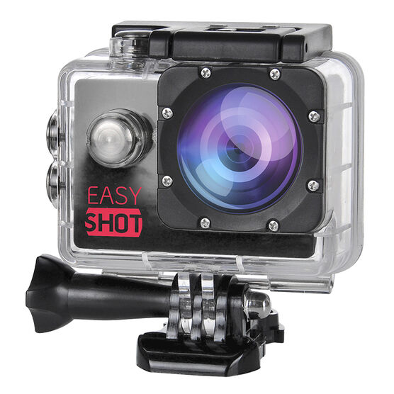 EasyShot HD POV Action Camera Kit - EASY720