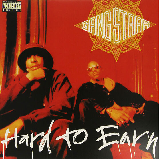 Gang Starr - Hard To Earn - Vinyl