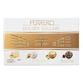 Ferrero Rocher Golden Gallery - 13 piece