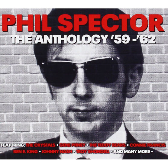 Phil Spector - The Anthology '59-'62 - 3 CD