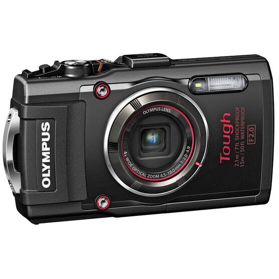 Olympus TG-4 - Black - V104160BU000