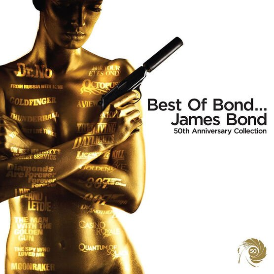 Soundtrack - Best of Bond... James Bond: 50th Anniversary Collection - CD