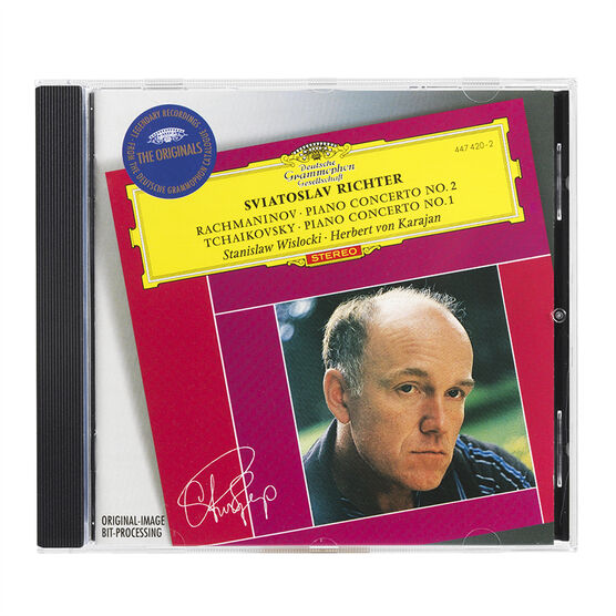 Kurt Sanderling - Rachmaninov: Piano Concerto No. 2 and Tchaikovsky: Piano Concerto No. 1 - CD