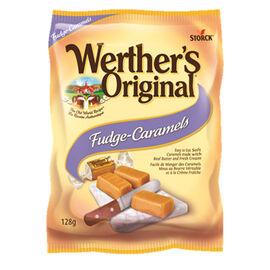 Werther's Fudge Caramels - 128g