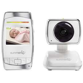 Summer Infant Baby Secure Pan/Scan/Zoom Video Monitor - 29763