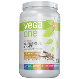 Vega One All In One Nutritional Shake - Coconut Almond - 834g