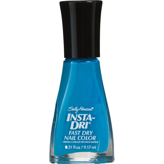 Sally Hansen Insta-Dri Fast Dry Nail Colour - Brisk Blue