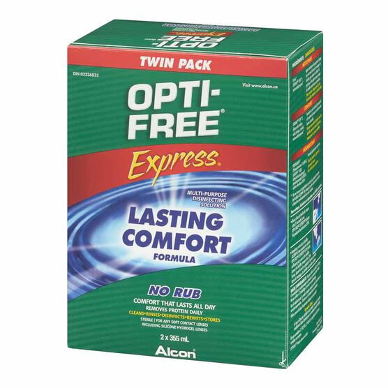 Alcon Opti-Free Express - 2 x 355ml