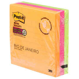 Post-it Notes - Neon - 400 sheets