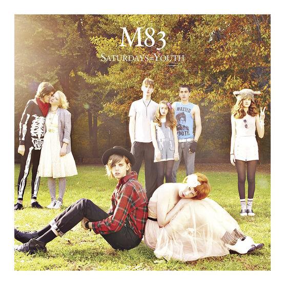 M83 - Saturdays=Youth - Vinyl