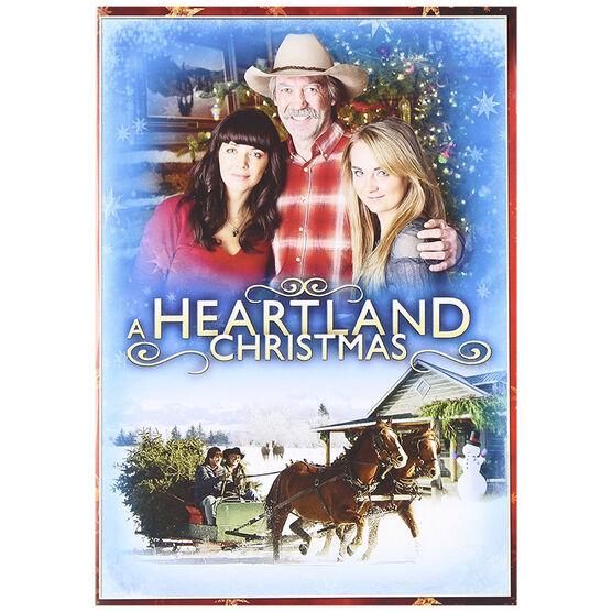 A Heartland Christmas - DVD