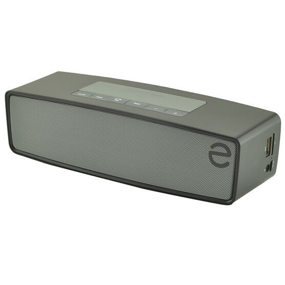 Escape Hands-free Bluetooth Speaker with FM Radio - Black - SPBT925BK