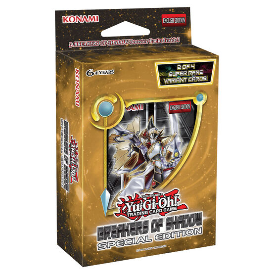 Yu-Gi-Oh Chibi Breakers of Shadow Special Edition - Assorted