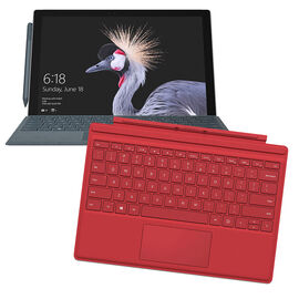 Microsoft Surface Pro m3 - 128GB Type Cover Bundle - Red - PKG #13723