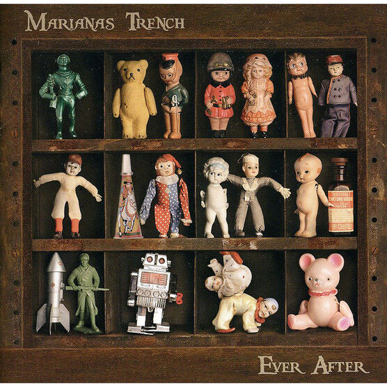 Marianas Trench - Ever After - CD