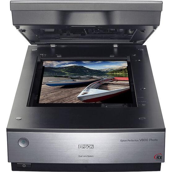 Epson Perfection V800 Photo Colour Scanner - B11B223201