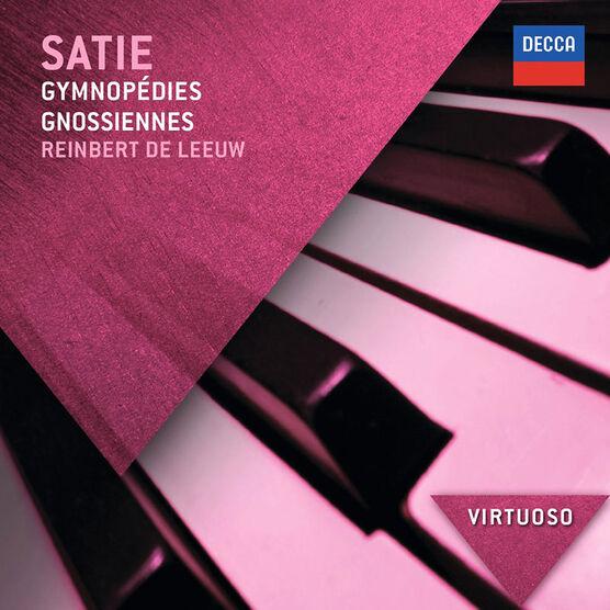 Reinbert De Leeuw - Satie: Gymnopedies - CD