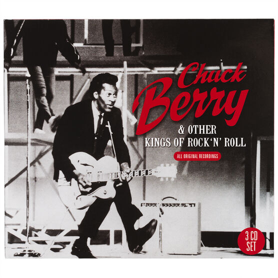 Chuck Berry - Chuck Berry and Other Kings of Rock 'n' Roll - 3 CD