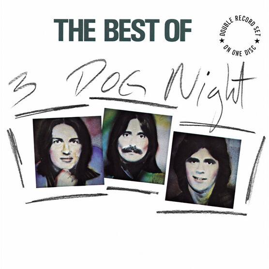 Three Dog Night - The Best Of 3 Dog Night - CD