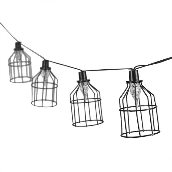 Fusion Solar Cage Light - 10 piece