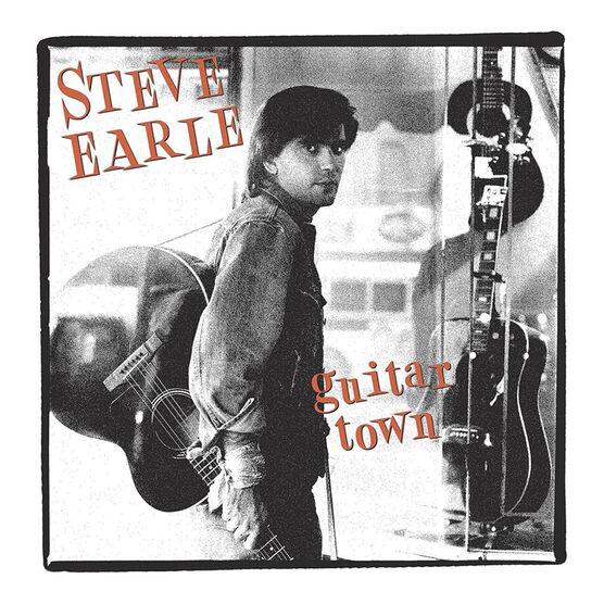 Steve Earle - Guitar Town - 180g Vinyl