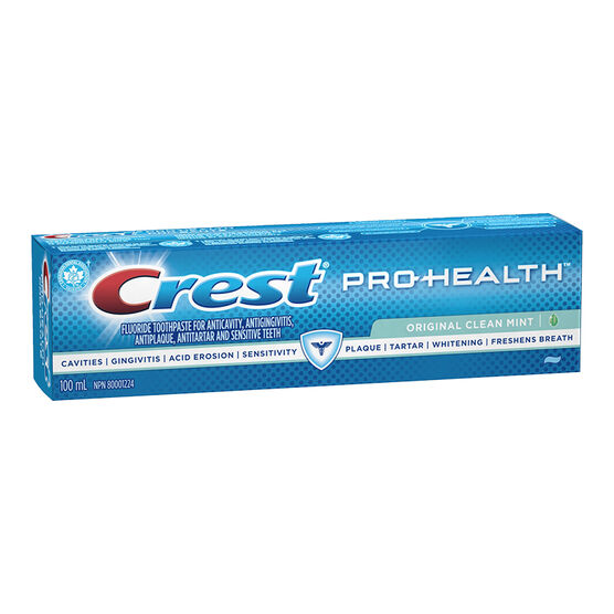 Crest PRO-Health Toothpaste - Original Clean Mint - 100ml