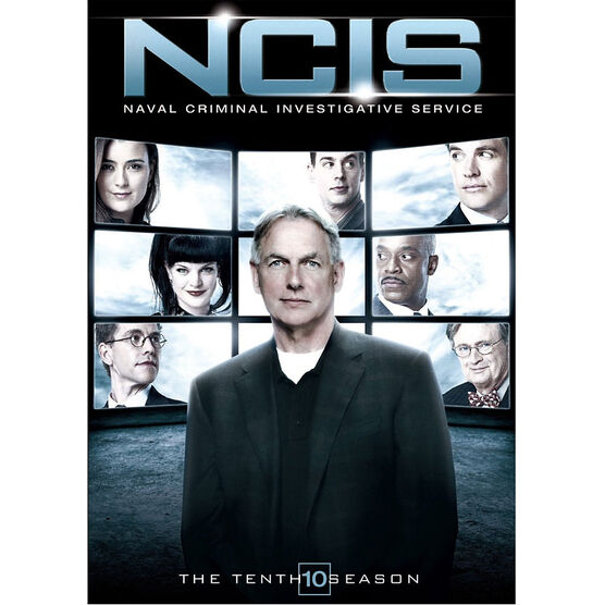 NCIS: The Tenth Season - DVD