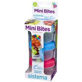 Sistema Mini Bites - 3 pack