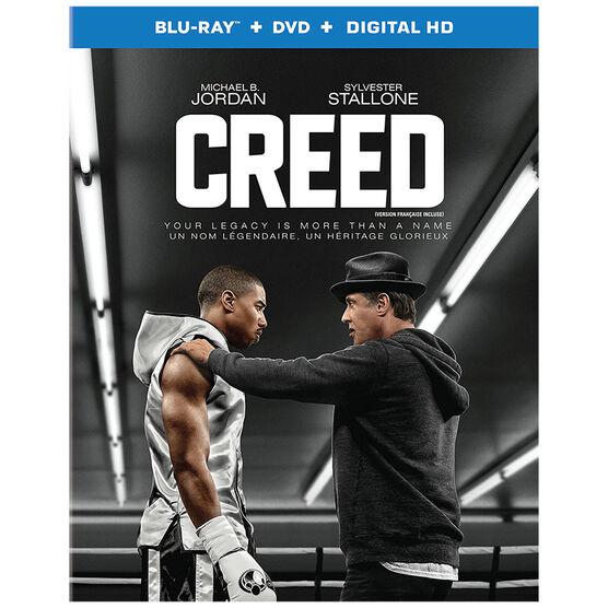 Creed - Blu-ray + DVD