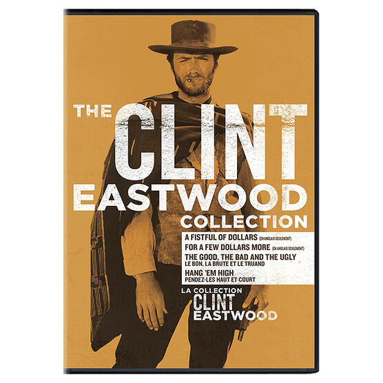 The Clint Eastwood Collection - DVD