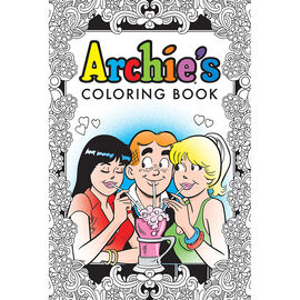 Archie Colouring Book