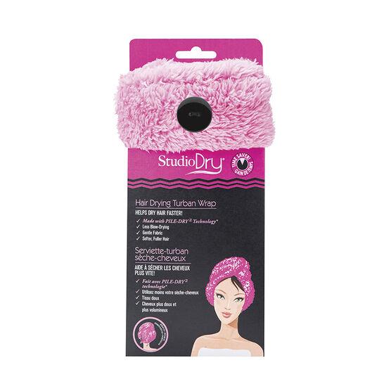Studio Dry Hair Drying Turban Wrap