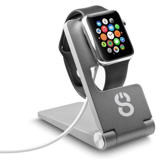 Logiix Stance Apple Watch Stand - Grey - LGX12148