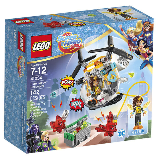 Lego DC Super Hero Girls - Bumblebee Helicopter