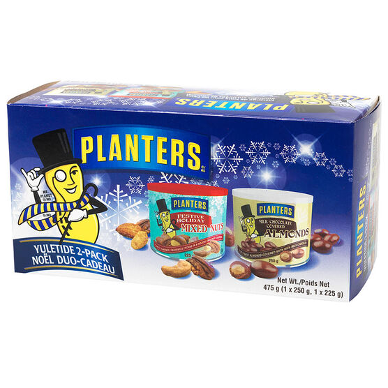 Planters Yuletide Gift Pack - 500g
