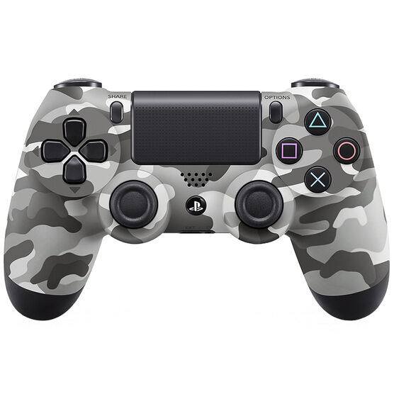 PS4 DualShock 4 Wireless Controller - Urban Camo -3000397