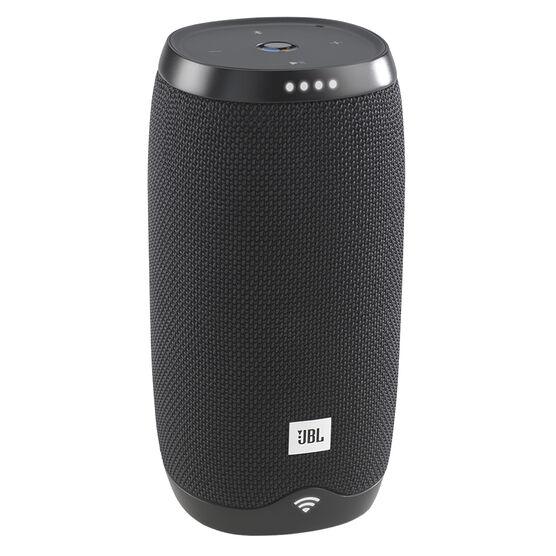 JBL Link 10 Voice-Activated Portable Speaker with Google Assistant - Black - JBLLINK10BLKCA