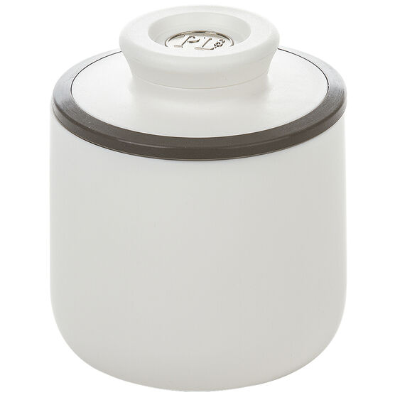 PL8 Butter Keeper - White - 1/2 cup