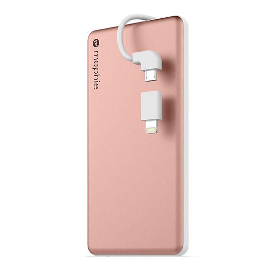 Mophie Powerstation Plus Mini - Rose Gold - 3543PSPLUS4KRGLD