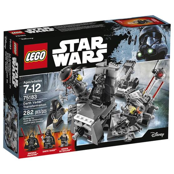 Lego Star Wars Darth Vader Transformer